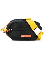 Heron Preston Logo Patch Belt Bag Black