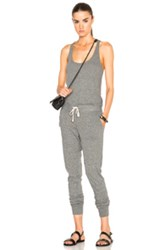 Pam And Gela Jumpsuit In Gray