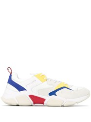 Tommy Hilfiger Panelled Sneakers White