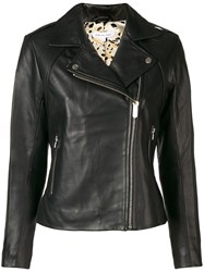 Lily And Lionel Kerri Biker Jacket Black