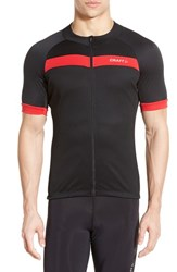 Men's Craft 'Motion' Fitted Moisture Wicking Stretch Cycling Jersey