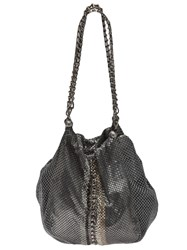 Laura B 'Light Me Grey' Bag