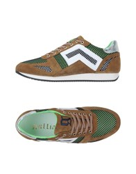 Galliano Footwear Low Tops And Trainers Men Khaki