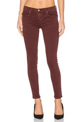 The Great Skinny Jean Burgundy