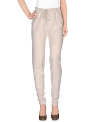 Alpha Studio Trousers Casual Trousers Women Beige