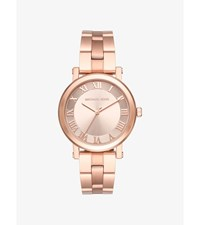 Norie Rose Gold Tone Watch
