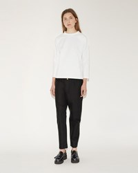 Sofie D'hoore Pam Cotton Twill Trousers Black