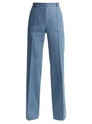 Pallas X Claire Thomson Jonville Eiffel High Rise Wide Leg Jeans Denim
