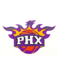 Rico Industries Phoenix Suns Static Cling Decal Team Color