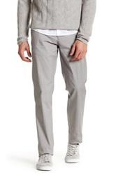 Lands' End Stretch Chino Pant Gray
