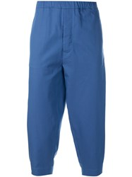 Societe Anonyme Summer '18 Joggers Cotton Blue