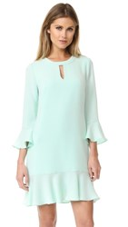 Shoshanna Sotelo Dress Soft Mint