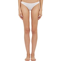 Skin Women's Jersey Thong White