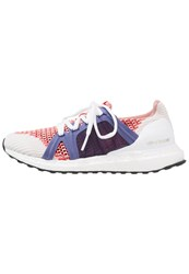 Adidas By Stella Mccartney Ultra Boost Neutral Running Shoes Bright Red Plum Coral