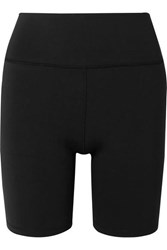 Varley Louise Stretch Shorts Black