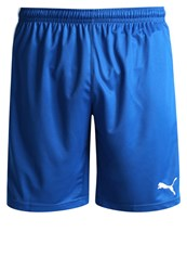 Puma Pitch Sports Shorts Royal White Blue
