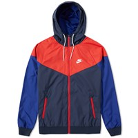 Nike Windrunner Blue