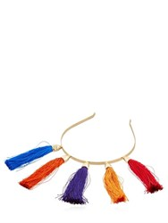 Rosantica Teatro Headband With Tassels