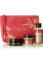 Christophe Robin Regenerating Hair Ritual Travel Kit One Size Colorless