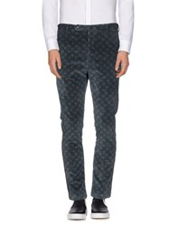Daniele Fiesoli Trousers Casual Trousers Men Slate Blue