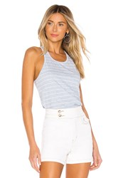 Frank And Eileen Tee Lab Base Layer Tank Baby Blue