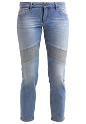 Boss Orange Oslo Slim Fit Jeans Bright Blue Blue Denim