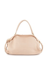 See By Chloe Bluebell Medium Leather Satchel Bag Nude