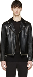 Surface To Air Black Mercury Biker Jacket