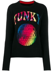 Zadig And Voltaire Life Funky Knit Sweater Black