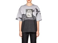 Opening Ceremony Cotton Jersey T Shirt Black