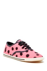 Marc By Marc Jacobs Polka Dot Sneaker Pink