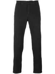 Dondup Stretch Skinny Trousers Brown