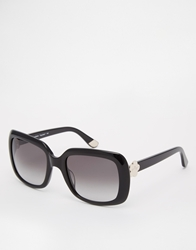 Juicy Couture Oversized Sunglasses Grey