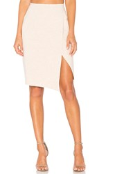 Lovers Friends Gemma Skirt Beige