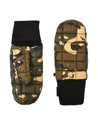 The North Face Accessories Gloves Military Green