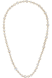Munnu 22 Karat Gold Moonstone Necklace