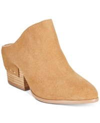 Mojo Moxy Tris Suede Mules Women's Shoes