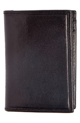 Trafalgar 'Hawthorne' Money Clip Wallet Black