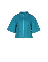 Allegri Jackets Turquoise