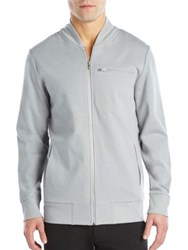 2Xist Modern Classic Track Jacket Cement