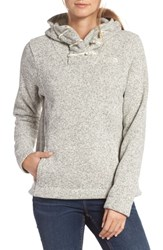 The North Face Crescent Hooded Pullover Wild Oat Heather