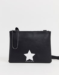 Juicy Couture Star Cross Body White