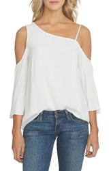 1.State Women's One Shoulder Top