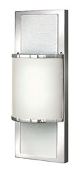 Hinkley Mira Bath Sconce Silver