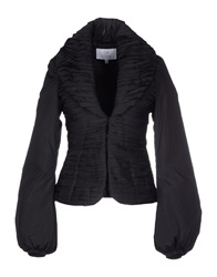 Gianfranco Ferre Gf Ferre' Down Jackets Black