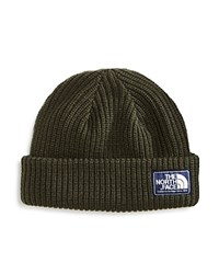 The North Face Salty Dog Beanie Rosin Green