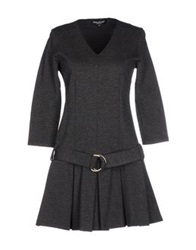 Adele Fado Short Dresses Steel Grey