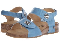 Haflinger Bella Capri Blue Women's Sandals