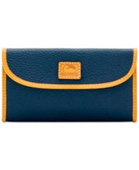 Dooney And Bourke Patterson Continental Clutch Midnight Blue