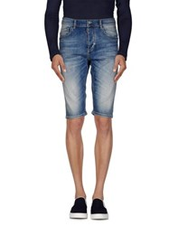 Antony Morato Denim Denim Bermudas Men